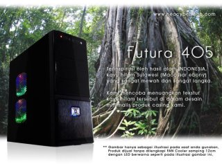 CASE NCT Futura 405 New 650W