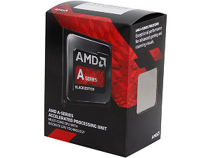 AMD A10-7850K(Radeon R7 Series ONBOARD)Turbo Speed 4.4Ghz