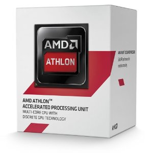 AMD Athlon 5350 Kabini Quad-Core 2.05GHz