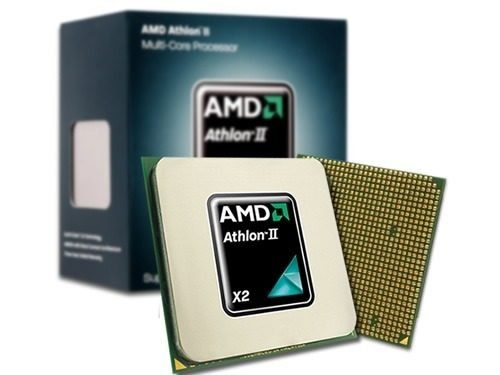 AMD ATHLON II X2 270 TRAY AM3+FAN ORIGINAL AMD