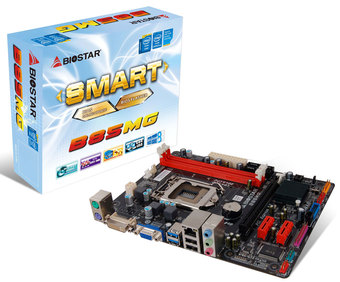 Mainboard Biostar B85MG