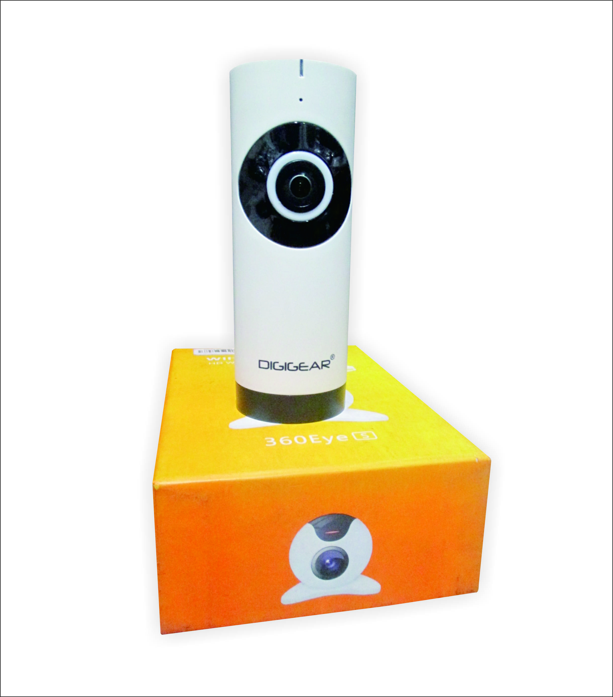 CCTV Digigear Clever Dog Wifi