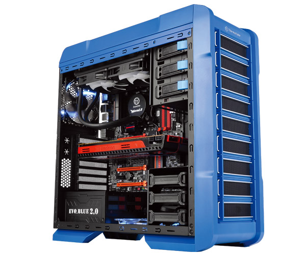 Thermaltake Chaser A31 Blue Thunder