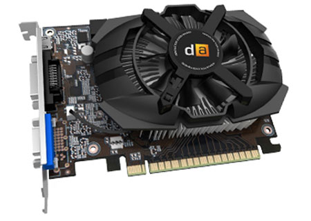 digital alliance GeForce GTX 650 OC 1024MB DDR5 128 bit