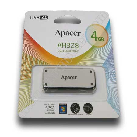 Flashdisk Apacer AH328 4GB