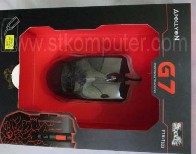 Mouse Gaming Makro Apylion G7