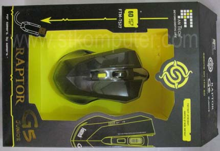 Mouse Gaming Fantech G5