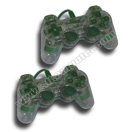 Game Pad Single Tranparan X-Tech