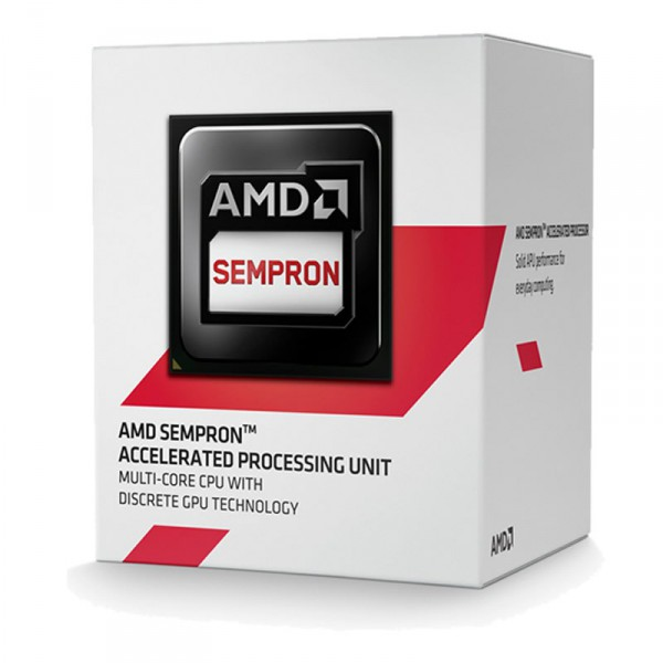 AMD Sempron 3850 Kabini Quad-Core 1.3GHz