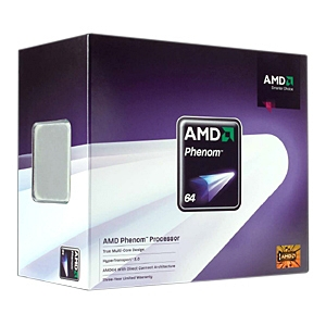 AMD PHENOM X3 8450 TRAY AM2+FAN ORIGINAL AMD
