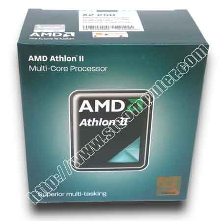 Processor AMD Athlon II