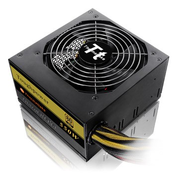 Thermaltake Tough Power 550w +80 Gold