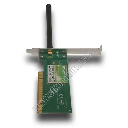 Wireless G PCI Adapter TP-Link