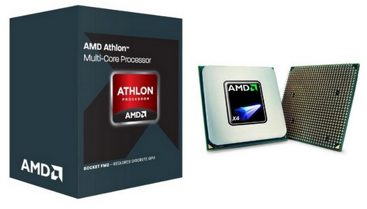 AMD 760K Richland Quad-Core 3.8GHz Socket FM2