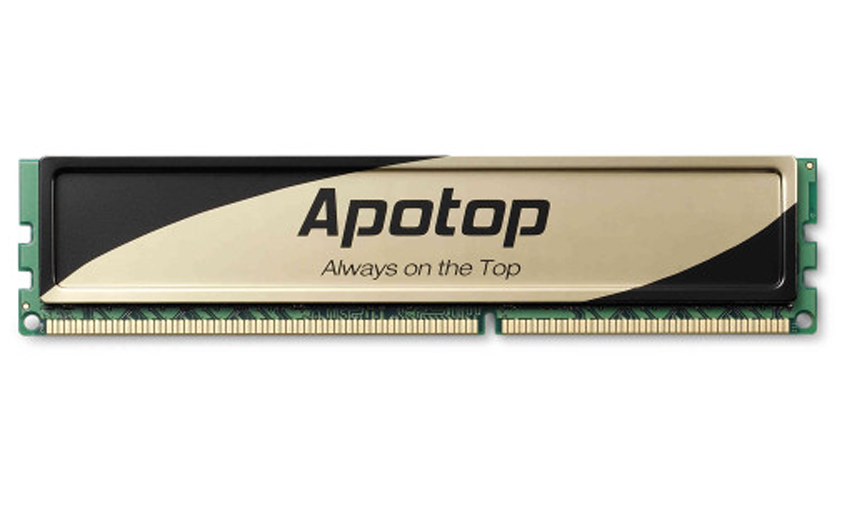 APOTOP DDR3 2GB 1600 Heatsink