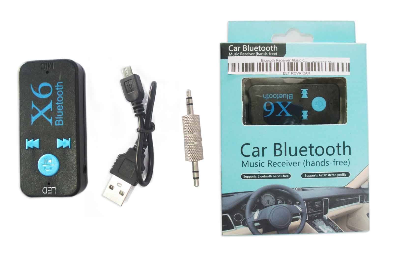 Bluetooth Musik Car Ricever x6