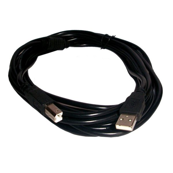 Kabel Printer 3M Hitam
