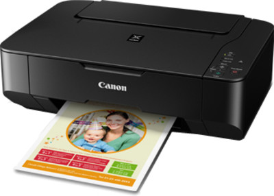 CANON -PSC MP237+2 Cartridge Color+USB Cable