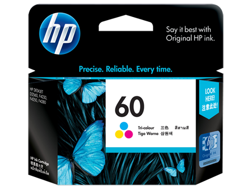 Catrid HP 60 COLOUR