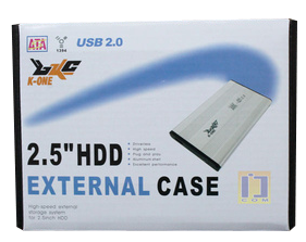 CASE HDD 2.5″ SATA