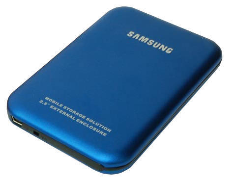 Case HD 2.5″ SATA Samsung USB 2.0
