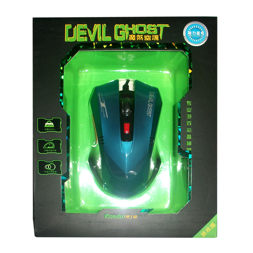 Mouse Gaming Devil Ghost