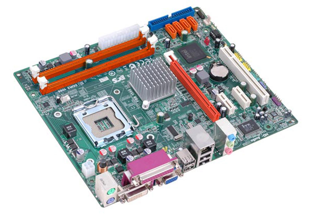 mainboard S775 G41 second