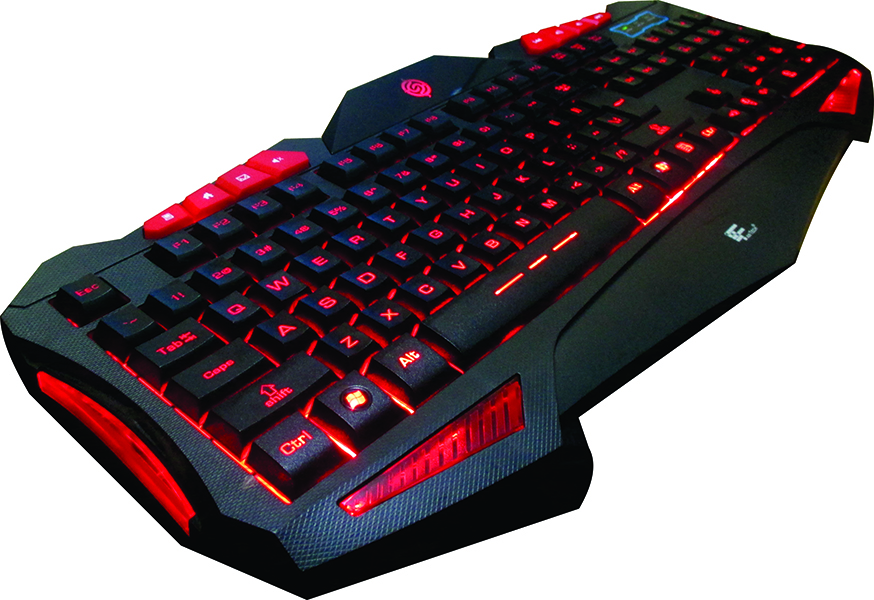 Gaming Keyboard Fantech K7m