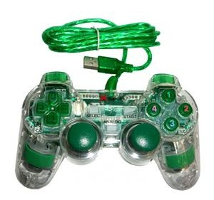 Gamepad Single Transparan XTech
