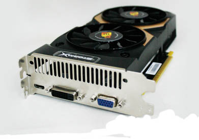 GeForce GTX 750 Ti StormX OC