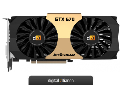 Geforce GTX 670 PALIT JETSTREAM