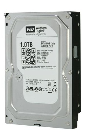 HDD Internal WD SATA 1TB