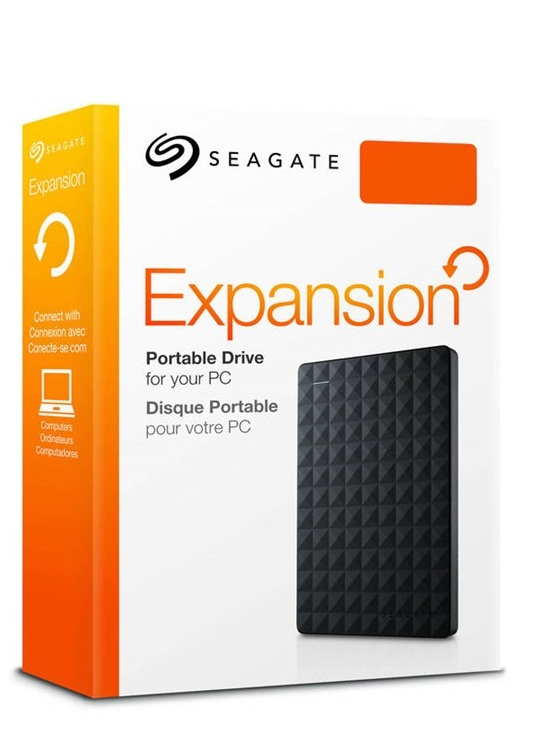 Portable HDD Seagate Expansion 500GB USB 3.0