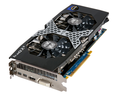 HIS R9 270X IceQ X² Turbo Boost Clock 2GB GDDR5