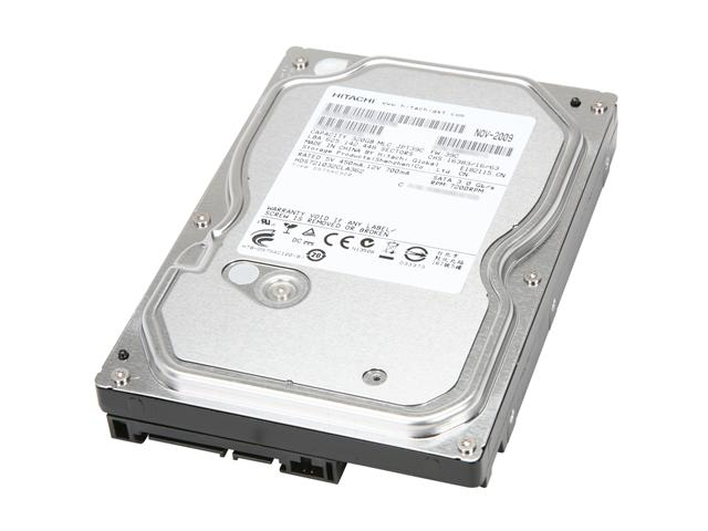 HDD 3.5″ 500gb Hitachi-16MB,7200rpm Tebal SATA III