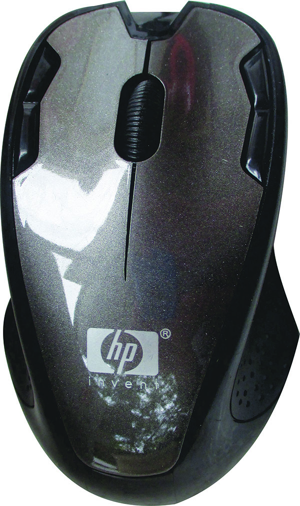 Mouse USB HP