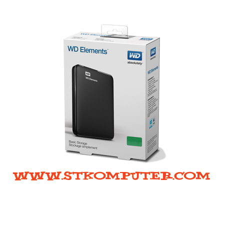 External WD Element 2,5″ 1 TB Free Pouch