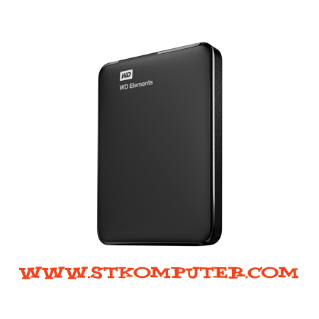 External Western Digital 2,5 500Gb
