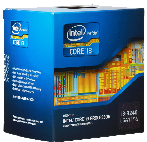 Processor intel COre i3-3240 LGA1155