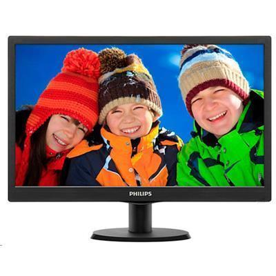 PHILIPS 19,5″ LED,203V5LSB,D-SUB/Analog