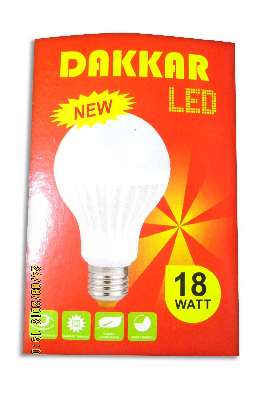 Lampu LED 18 WATT