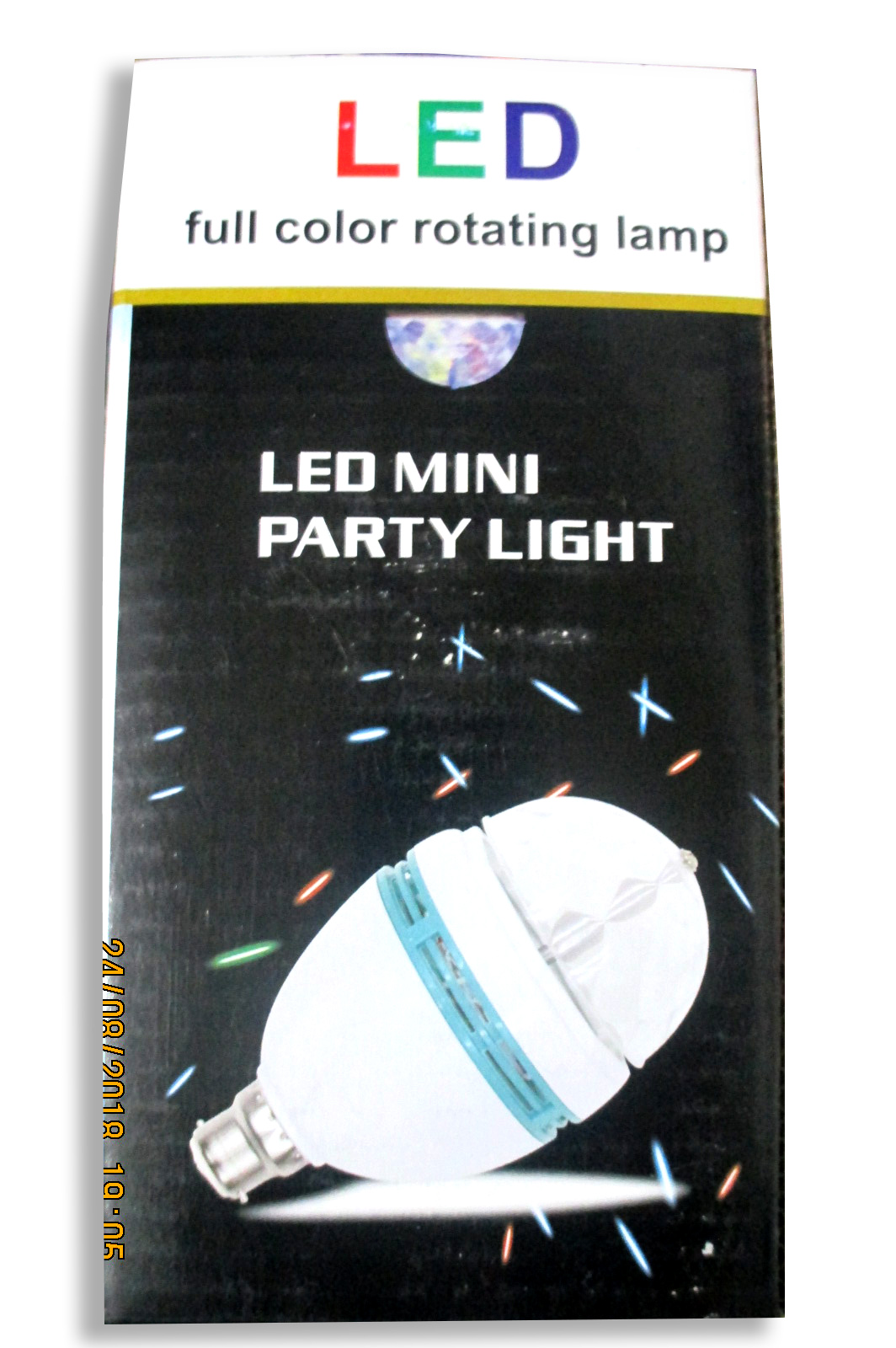 Lampu LED Disco