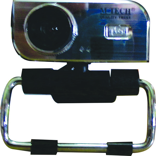 Webcam Mtech 5 mp w100