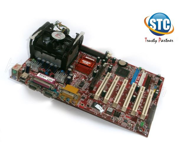 Mb s478 vga sata+P43,0+Fan