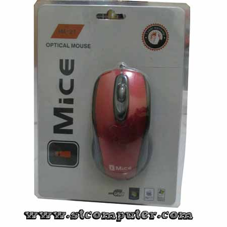 Mouse USB I-Mice IM21