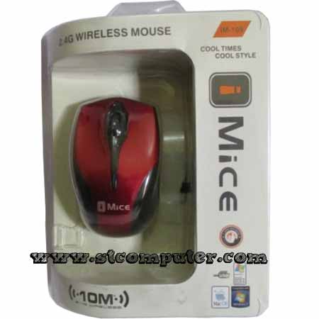 Mouse Wireless I-Mice 109