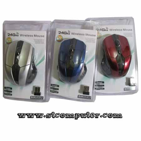 Mouse Wireless M-Tech 6220