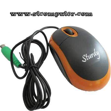 Mouse Optik Sturdy PS2