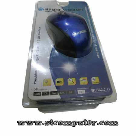 Mouse USB Supreme SP 309