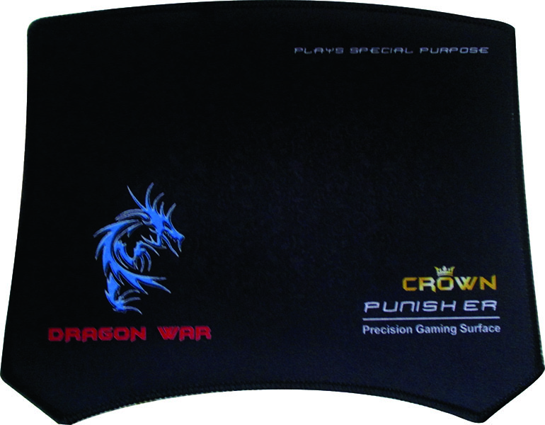 mousepad gaming dragonwar crown puniser
